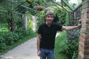 Директор Ботанического сада МГУ Аптекарский огород Алексей Ретеюм